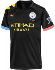 MCFC AWAY Shirt  SS