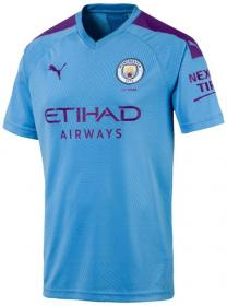 MCFC HOME Shirt Replica SS
