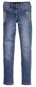 K-Jeans Girls slim grau