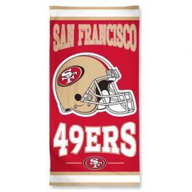 San Francisco 49ers Strandtuch