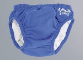 Aqua-Windel, blau