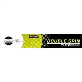 DOUBLE SPIN TT-Ball,weiss