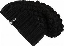 JOLINE-L Da. Oversize Mütze schwarz