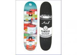 POP Skateboard design