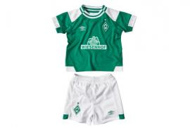 Werder Bremen Home Infant Kit