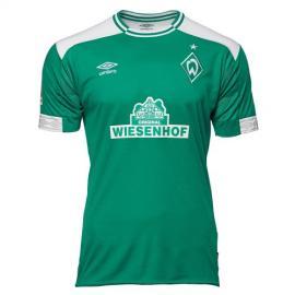 Werder Bremen Home SS Jersey