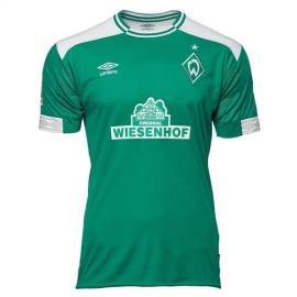 Werder Bremen Home SS Jersey junior