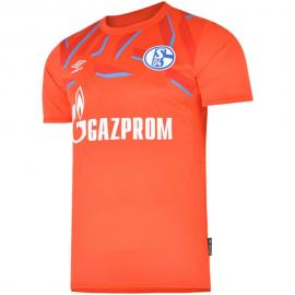 FC Schalke 04 Home GK Jersey S/S