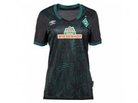 Werder Bremen 3rd SS Jersey _ Wmns
