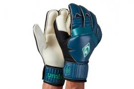 Werder Bremen Club Glove junior petrol