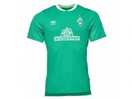 Werder Bremen Home SS Jersey _ Jnr