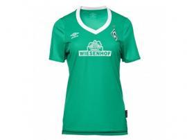 Werder Bremen Home SS Jersey _ Wmns