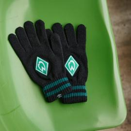 Werder Bremen Striped Cuff Glove