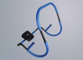 AB Roller schwarz-blau