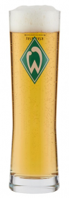 Bierglas Raute
