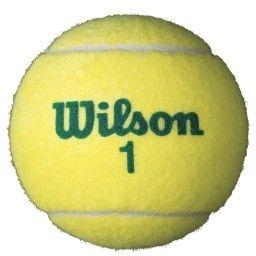 STARTER PLAY Tennisball 4er gelb-grün
