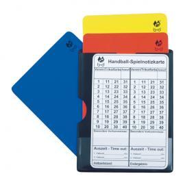 "b+d ""Kompakt"" Schiri Set, Handball"