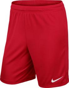 PARK II KNIT SHORT NB UNIVERSITY RED/ANTHRACITE