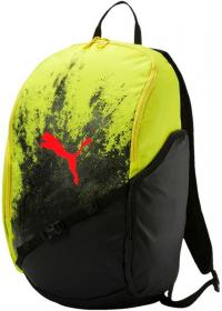 LIGA Backpack PUMA RED-BLACK