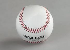 Baseball, weiß