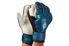 Werder Bremen Club Glove junior petrol