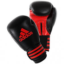 POWER 100 Boxing Glove black/red