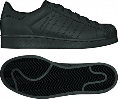 SUPERSTAR FOUNDATION J BLACK/RUNWHT