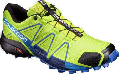 SHOES SPEEDCROSS 4 Lime Green/Nauti