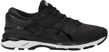 GEL-KAYANO 24 BLACK/GARGOYLE