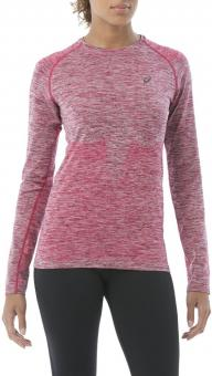 SEAMLESS LS COSMO PINK