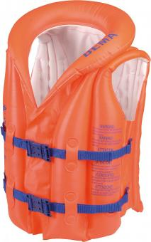 Schwimmlernhilfe orange