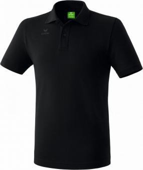 TEAMSPORT polo shirt black
