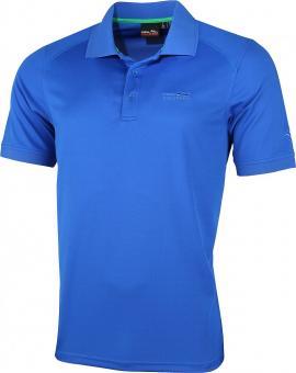 NOS SEATTLE M He. Poloshirt Blau