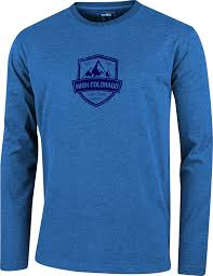 WALLIS-Winter-M Logoshirt