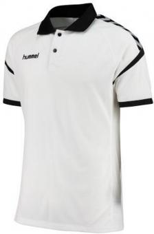 AUTH. CHARGE FUNCTIONAL POLO WHITE