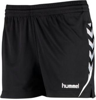 AUTH. CHARGE POLY SHORTS WO BLACK