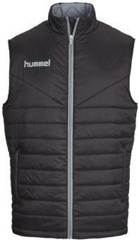 SIRIUS PADDED GILLET BLACK/TRADEWINDS