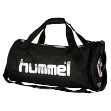 ST. PAULI SA SPORTS BAG BLACK