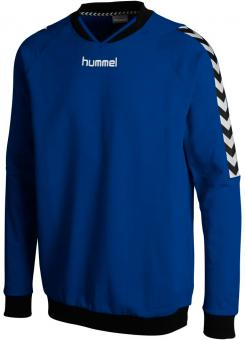STAY AUTHENTIC COTTON SWEAT TRUE BLUE