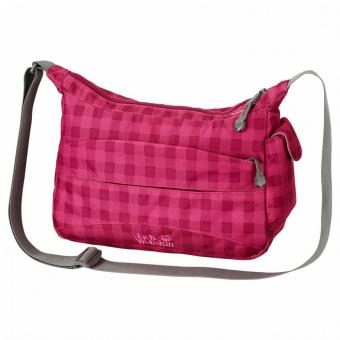 BOOMTOWN pink classic check