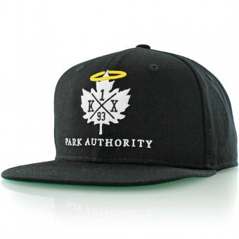 Halo Snapback Cap