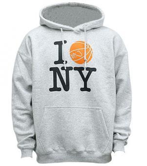 I Ball NY Hoody