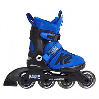 RAIDER PRO Ki-Inlineskate blau-schwarz