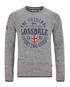 BORDEN Men Crewneck Sweatshirt Knit