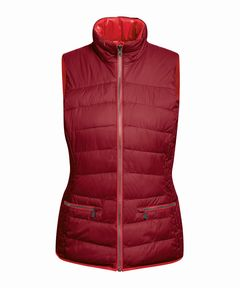 Da-Weste/Wendew - Carpegna Vest red check