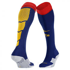 FCB HA GK STADIUM SOCK LOYAL BLUE/UNIVERSITY GOLD