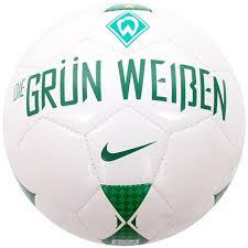 WERDER BREMEN BALL