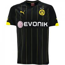 BVB Away Replica Shirt
