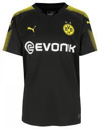 BVB Away Replica Shirt