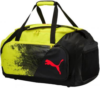 LIGA Medium Bag PUMA RED-BLACK